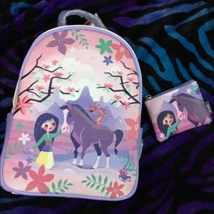Mulan Loungefly Disney Bundle